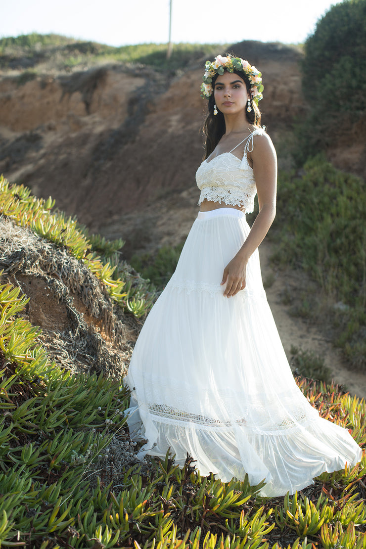 AVRIL BRIDAL SEPERATES  Wedding Dress - StudioSharonGuy