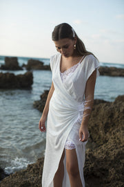 LANA BRIDAL GOWN - StudioSharonGuy - Wedding Dress - wedding dresses - beach - boho