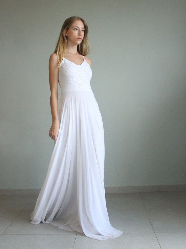 LYN WEDDING GOWN  Wedding Dress - StudioSharonGuy
