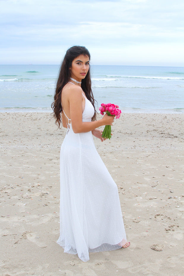 JESSICA GOWN - StudioSharonGuy - Wedding Dress - wedding dresses - beach - boho
