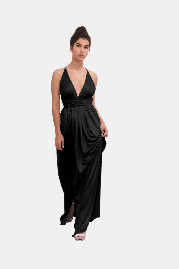 AMBER EVENING DRESS  dress - StudioSharonGuy