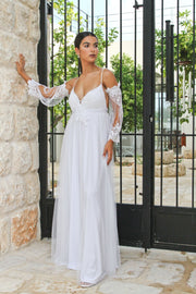 ALEXANDRA WEDDING GOWN  Wedding Dress - StudioSharonGuy