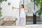 BROOKE WEDDING GOWN  Wedding Dress - StudioSharonGuy
