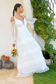 LILY GOWN  Wedding Dress - StudioSharonGuy