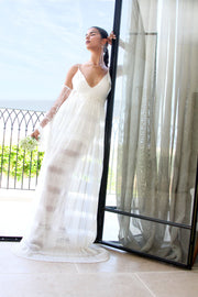 DORA WEDDING GOWN - StudioSharonGuy - Wedding Dress - wedding dresses - beach - boho