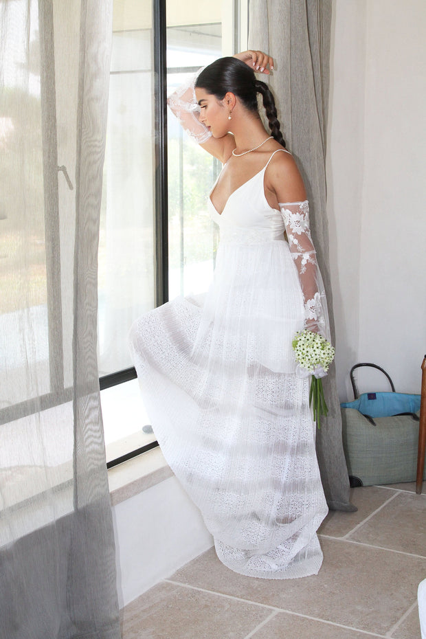 DORA WEDDING GOWN  Wedding Dress - StudioSharonGuy