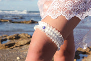 HONEY GARTER - StudioSharonGuy - garter - wedding dresses - beach - boho