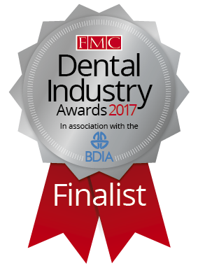 We Are finalists For A Dental Industry Award!