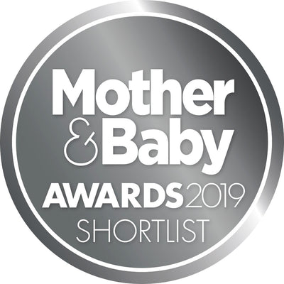 We've Been Shortlisted!  Mother & Baby Awards