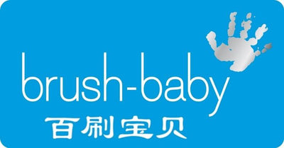 China Welcomes Brush-Baby