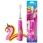 KidzSonic Special Edition Electric Toothbrush (3+ years)