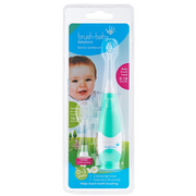 BabySonic Electric Toothbrush and My FirstBrush with Teether Oral Care Set