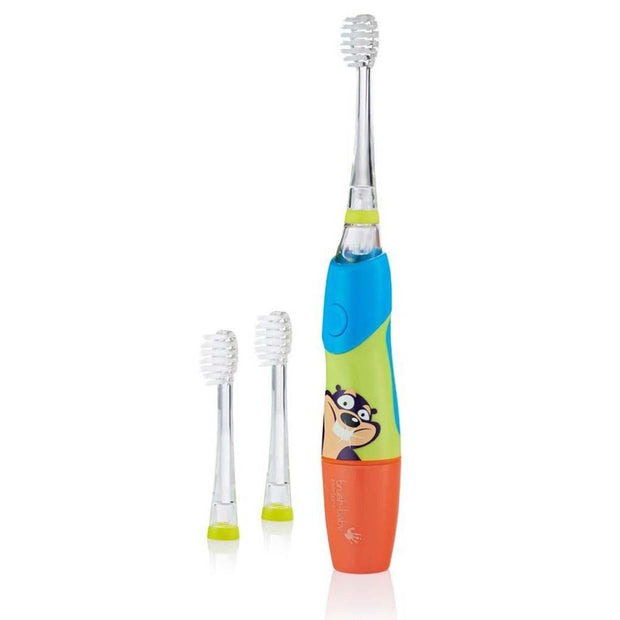 kidzsonic_age 3-6_blue_childrens electric toothbrush