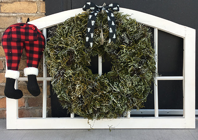 Buffalo Check Christmas Decor, Need We Say More?