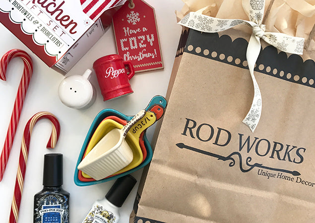 2017 Rod Works Christmas Gift Guide