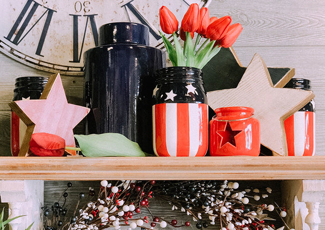 Patriotic Decor To Get You Through The Summer Months