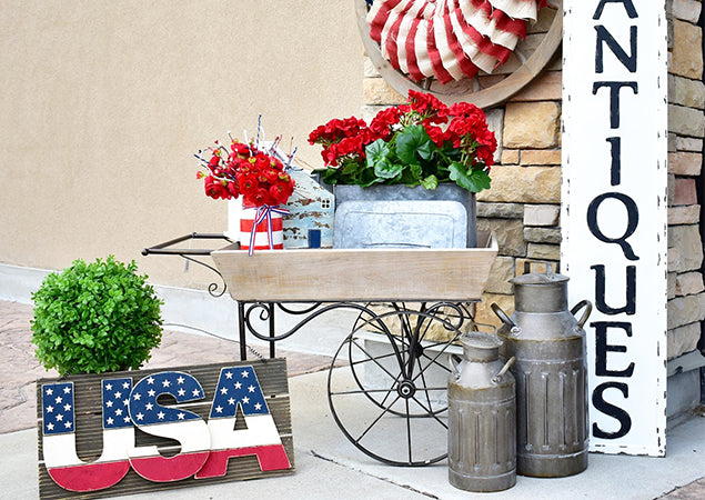 The Best Items To Use For Outdoor Decorating