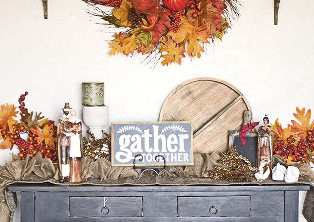 Simple Decorative Accents To Compliment Autumn