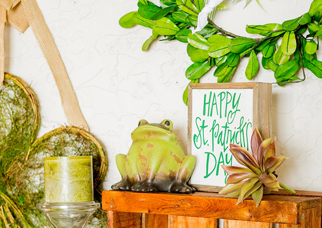 St. Patrick's Day Decorating Ideas