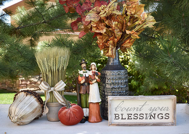 2017 Thanksgiving Centerpiece Decorating Ideas