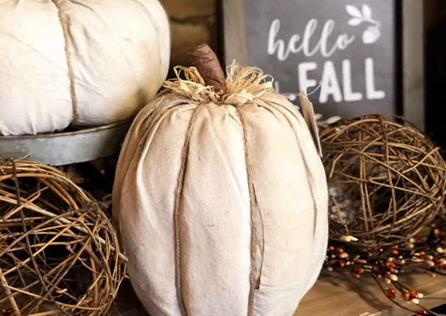 Fall + Halloween Centerpiece Tutorial