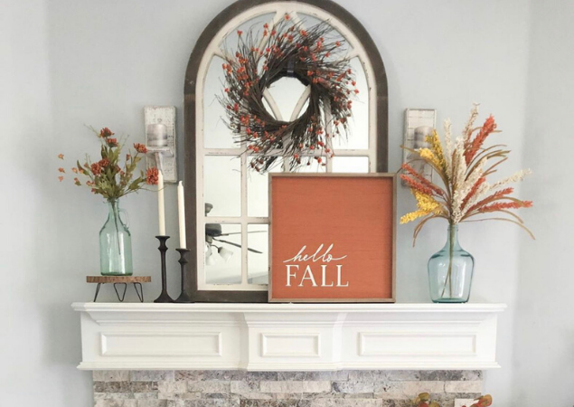 Transitioning Decor Through The Seasons