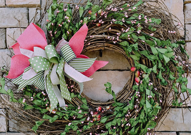 Transform Your Everyday Wreath for Each Holiday!
