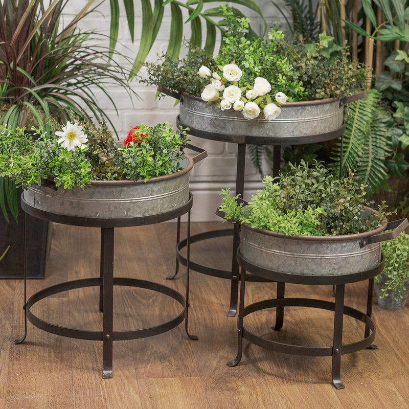 Outdoors Planter Set/3