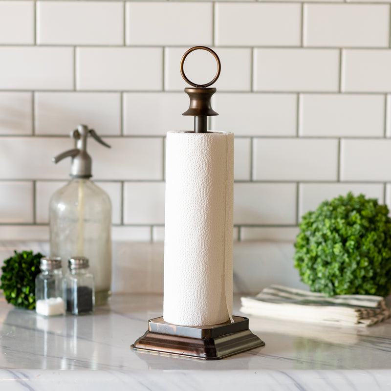 Square Paper Towel Holder
