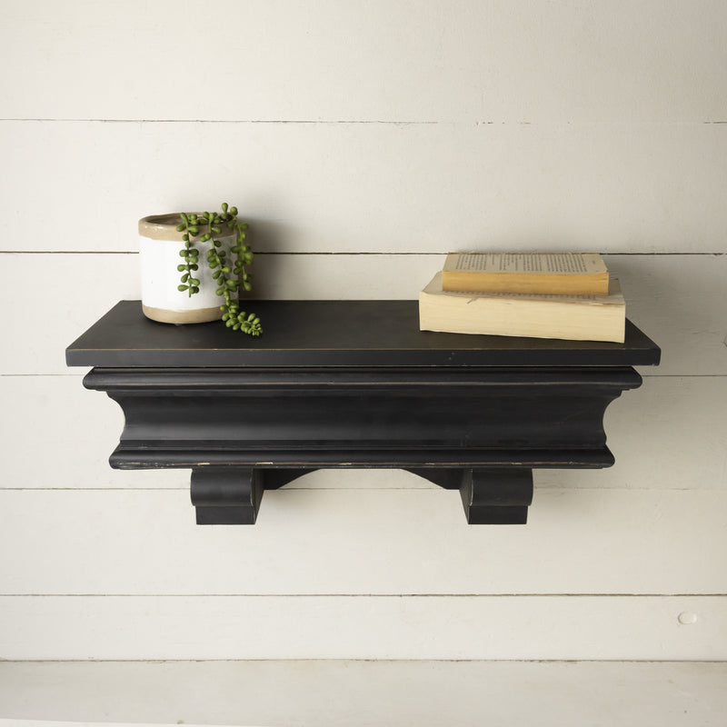 Wooden Shelf 23""