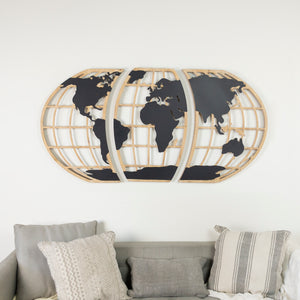 World Wall Art 58""