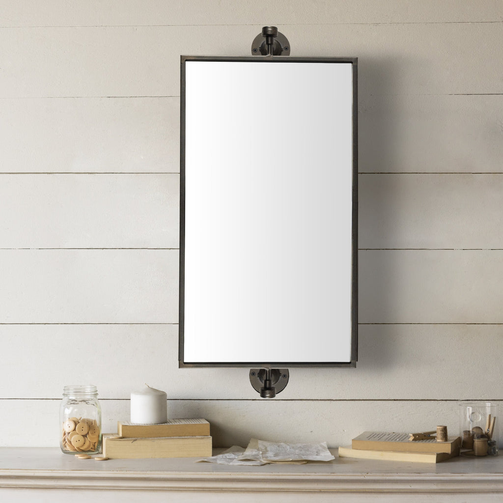 Rectangular Mirror 28""
