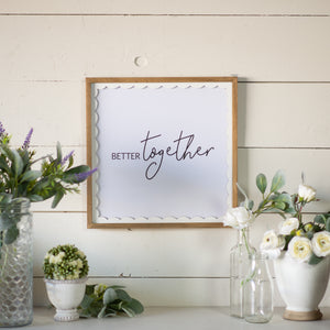 "Sign ""Together"""