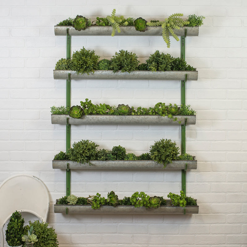 Outdoors Wall Planter