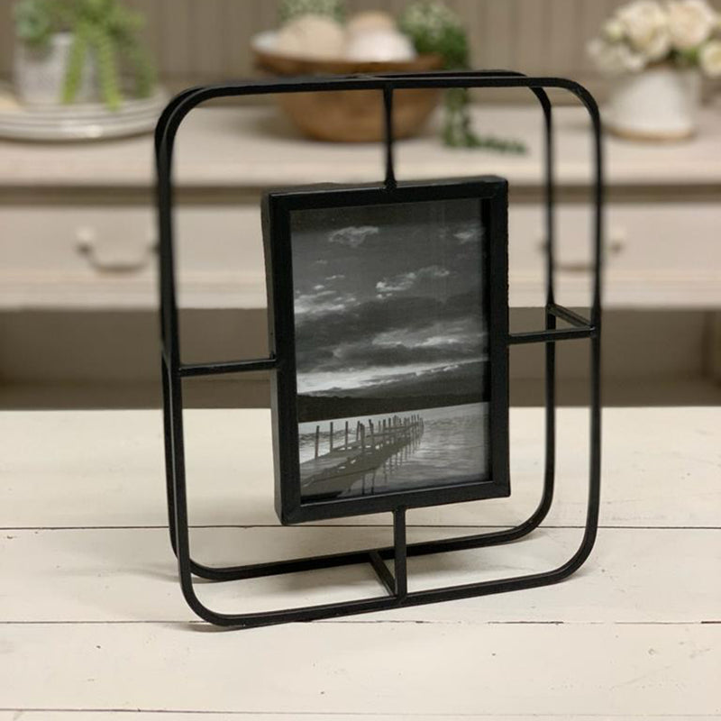 Metal Framed 5x7 Picture Frame