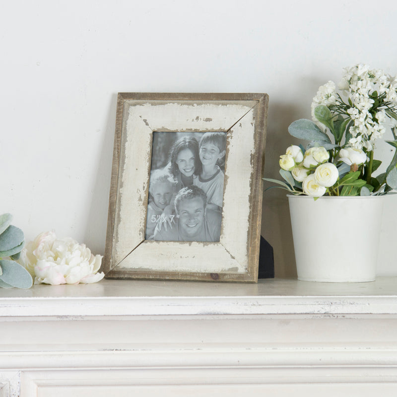 Wood Tabletop Picture Frame 11.5