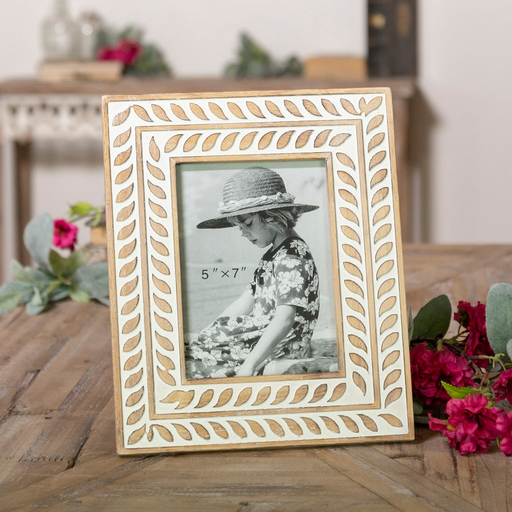 Wood Picture Frame 5X7