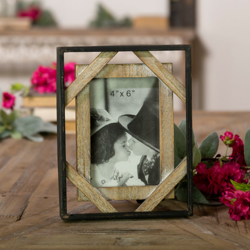 Wood Picture Frame 4X6