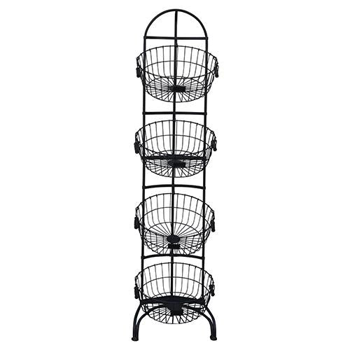 Wire Display Rack 65""