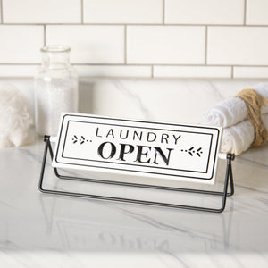 """Laundry"" Sign 12"""