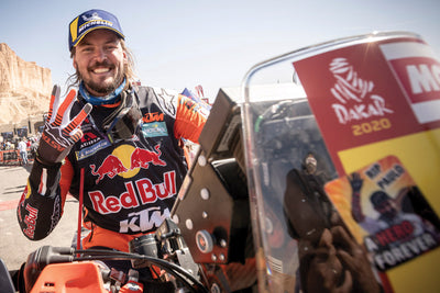 🥉3rd Outright at the Dakar Rally 🥉