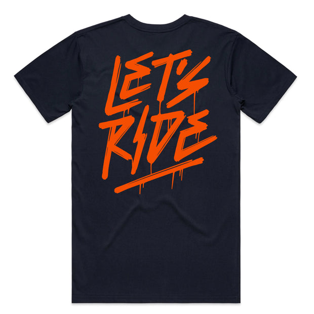 Let's Ride Tee