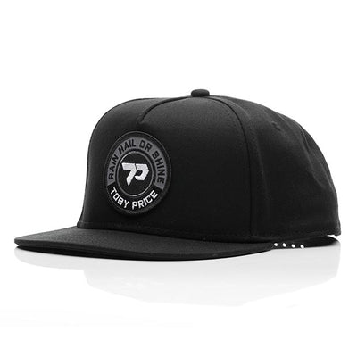 Shine Staple Cap