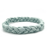 Sea Foam Green Braided Headband
