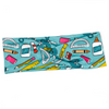 School Supplies (blue)  Knotted Headband