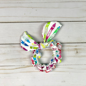 Get Your Cray-On Scrunchie