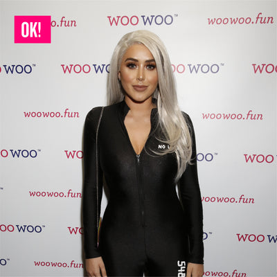 Marnie Simpson at The WooWoo Launch Party