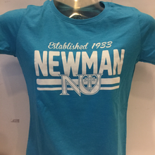 Load image into Gallery viewer, Established 1933 Newman T-shirt