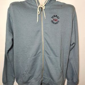 Full-Zip Fleece Hood