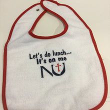 Load image into Gallery viewer, Newman Baby Bib